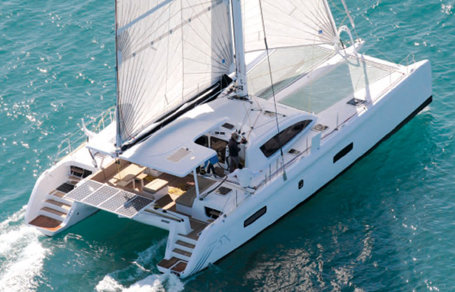 Used Outremer Boats
